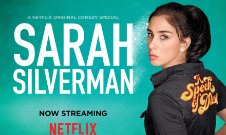 """Review: Sarah Silverman, """"A Speck of Dust"""" on Netflix"""