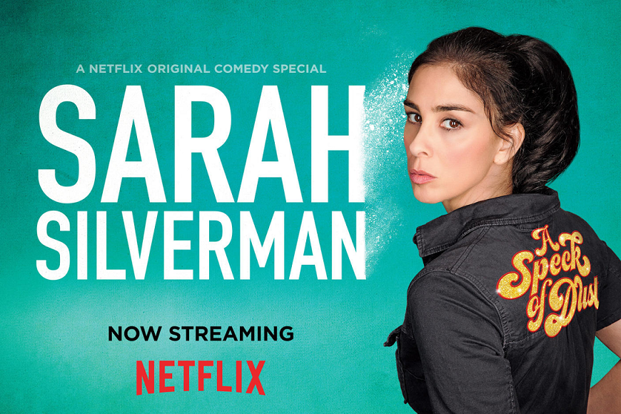 "Review: Sarah Silverman, ""A Speck of Dust"" on Netflix"