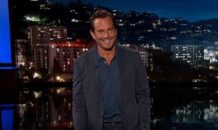 Will Arnett guest hosts for Jimmy Kimmel Live