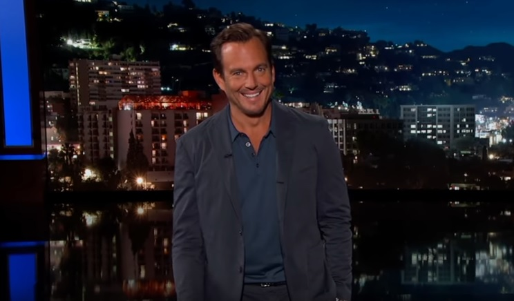 Will Arnett guest hosts for Jimmy Kimmel Live
