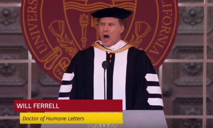 Will Ferrell delivers the USC commencement for Class of 2017