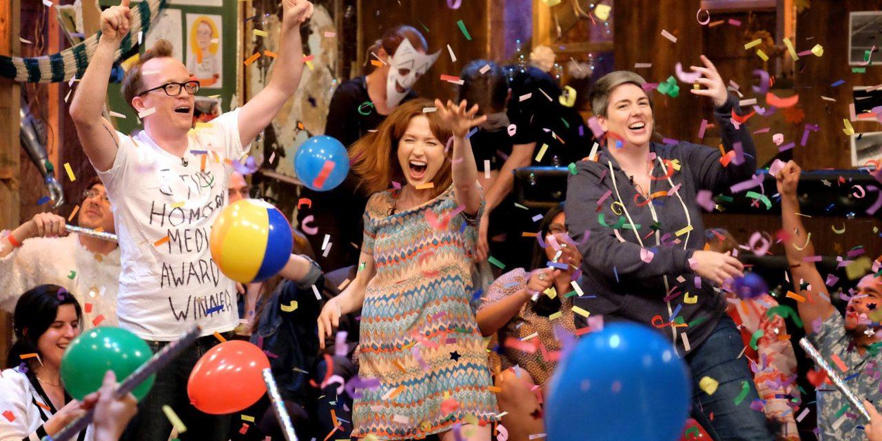The Chris Gethard Show resurfaces as LIVE episodes for truTV
