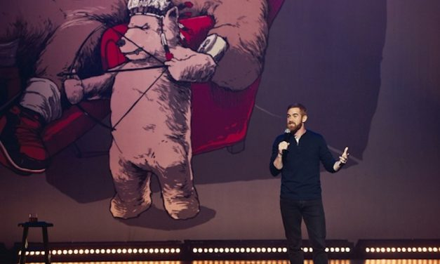 "Review: Andrew Santino, ""Home Field Advantage"" on Showtime"