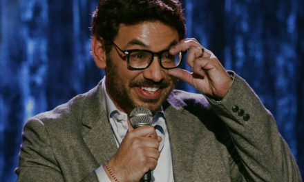 "Review: Al Madrigal, ""Shrimpin' Ain't Easy"" on Showtime"