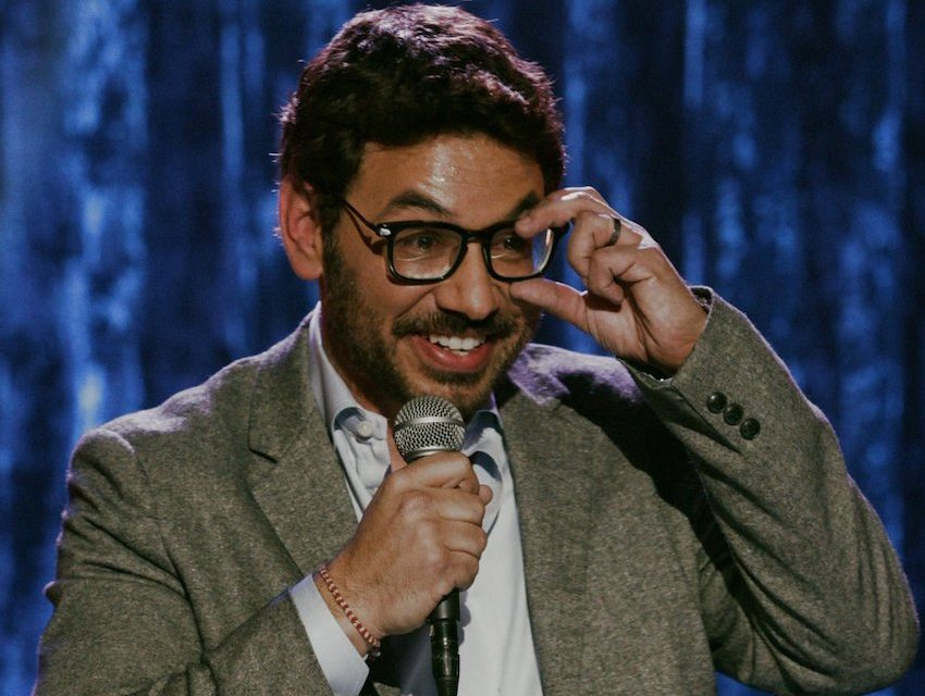 """Review: Al Madrigal, """"Shrimpin' Ain't Easy"""" on Showtime"""