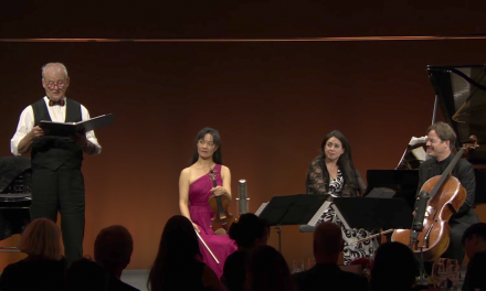 """Bill Murray going on singing, reading tour with """"New Worlds"""" classical trio"""