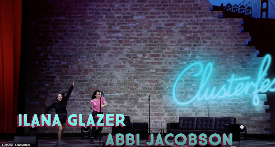 Comedy Central's Colossal Clusterfest special