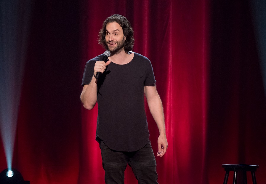 "Review: Chris D'Elia ""Man On Fire"" on Netflix"