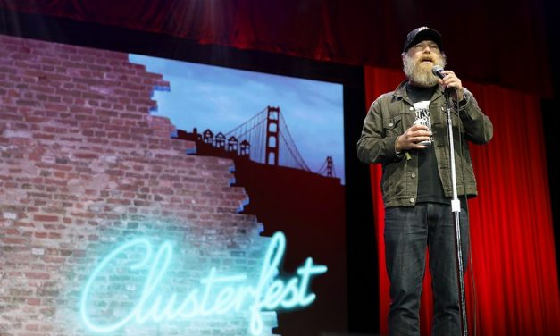 Sights and sounds from Comedy Central's inaugural Colossal Clusterfest in San Francisco