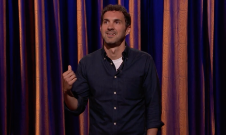 Mark Normand on Conan