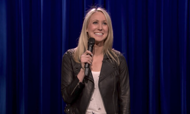 Nikki Glaser on The Tonight Show Starring Jimmy Fallon