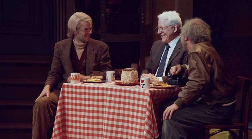 """How John Mulaney and Nick Kroll found their """"Too Much Tuna"""" guests for """"Oh Hello, On Broadway"""""""