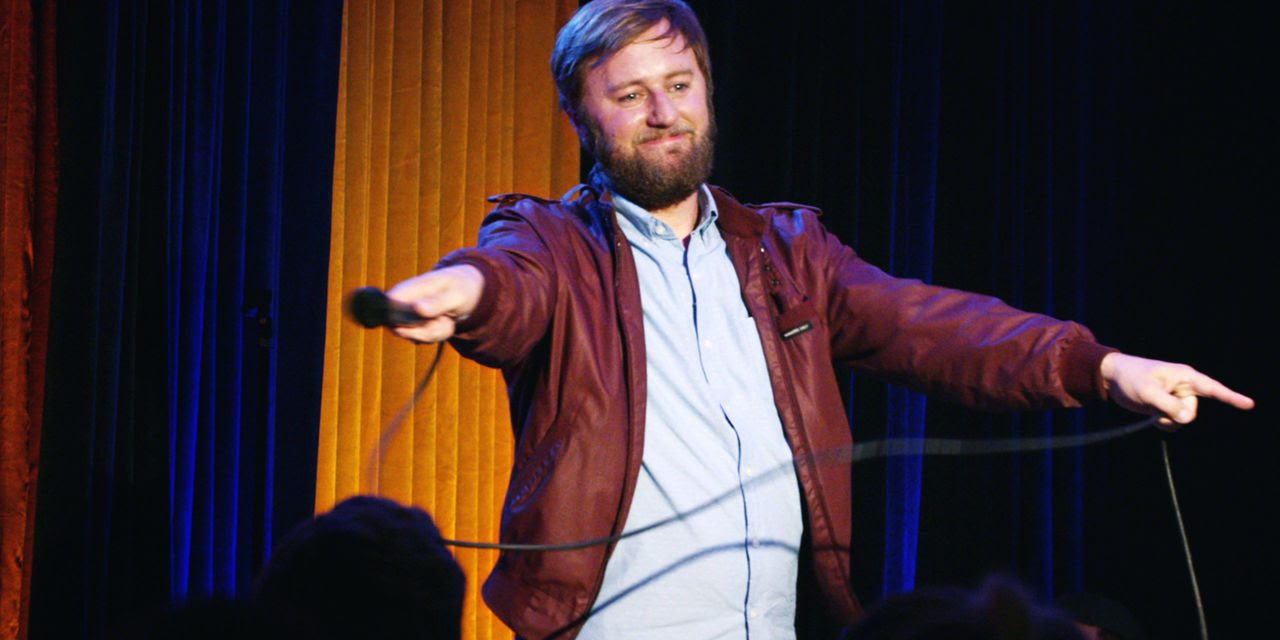 """Review: """"Rory Scovel Tries Stand-Up For The First Time"""" on Netflix"""