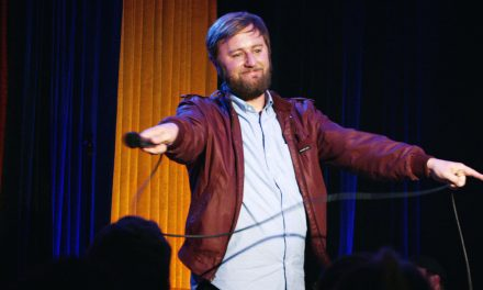 "Review: ""Rory Scovel Tries Stand-Up For The First Time"" on Netflix"