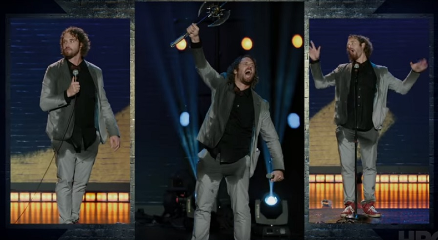 """Review: T.J. Miller, """"Meticulously Ridiculous"""" on HBO"""