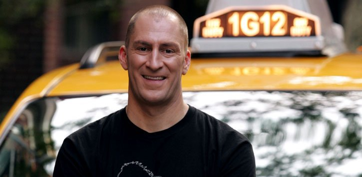 Ben Bailey will host/drive the Cash Cab revival for Discovery, after all