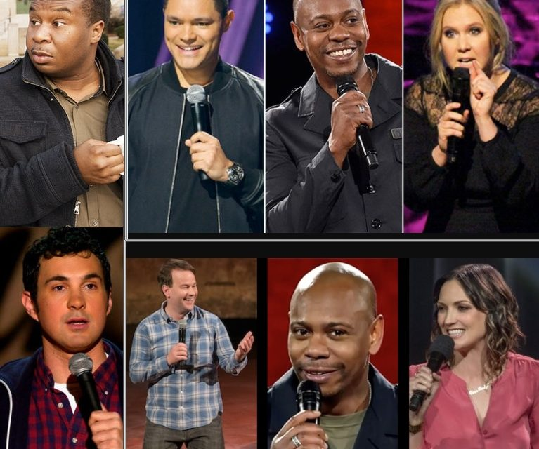 The funniest comedy specials of the year, vs. the best comedy, vs. the most award-worthy in 2017