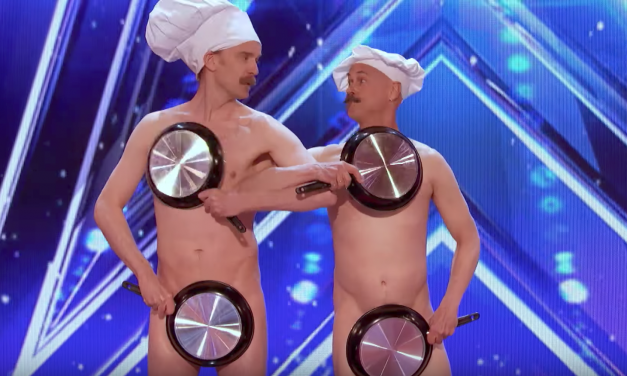 Men With Pans auditions for America's Got Talent 2017