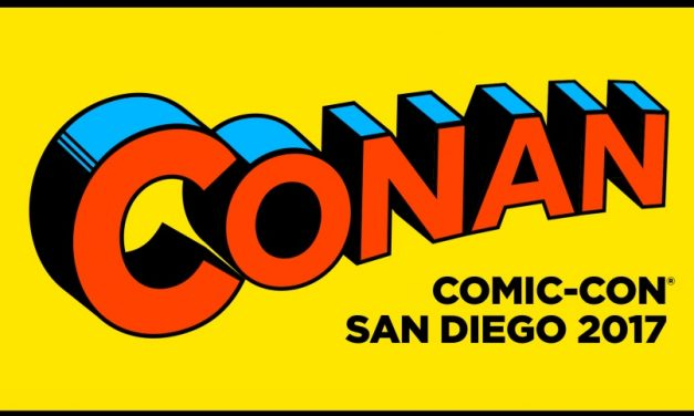 Team Coco announces guest list for Comic-Con 2017 tapings of Conan for TBS
