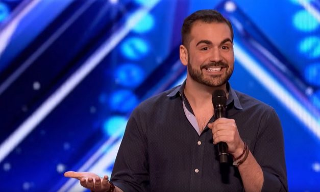Harrison Greenbaum auditions for America's Got Talent 2017