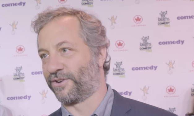 Episode #164: Judd Apatow