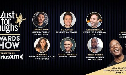 2017 JFL Awards going to Jim Carrey, Trevor Noah, Mike Birbiglia, Ali Wong, Craig Ferguson and Kenya Barris