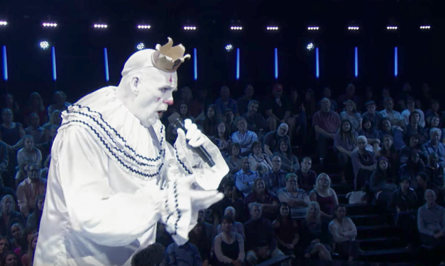 "Puddles Pity Party performs ""All By Myself"" on America's Got Talent 2017"