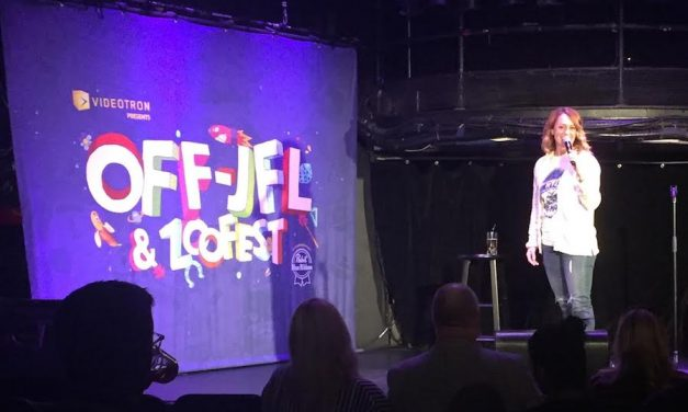 Review: Sarah Tiana at Just For Laughs Montreal 2017