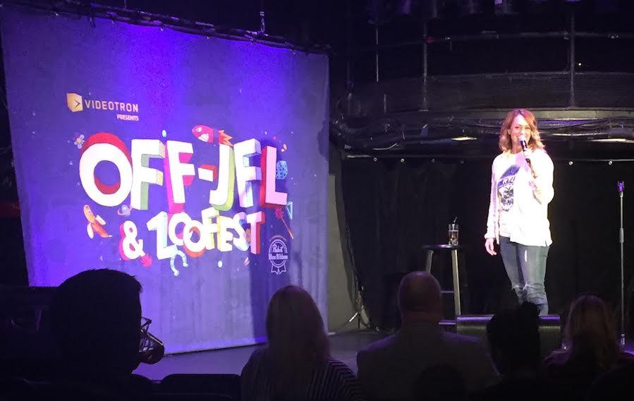 Review: Sarah Tiana at Just For Laughs Montreal 2017