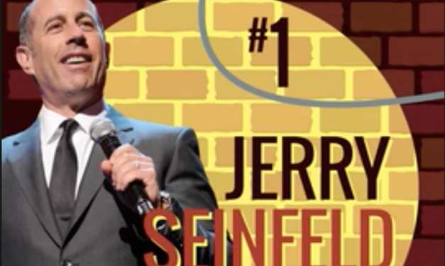 Jerry Seinfeld tops Forbes highest-paid comedians list for 2017