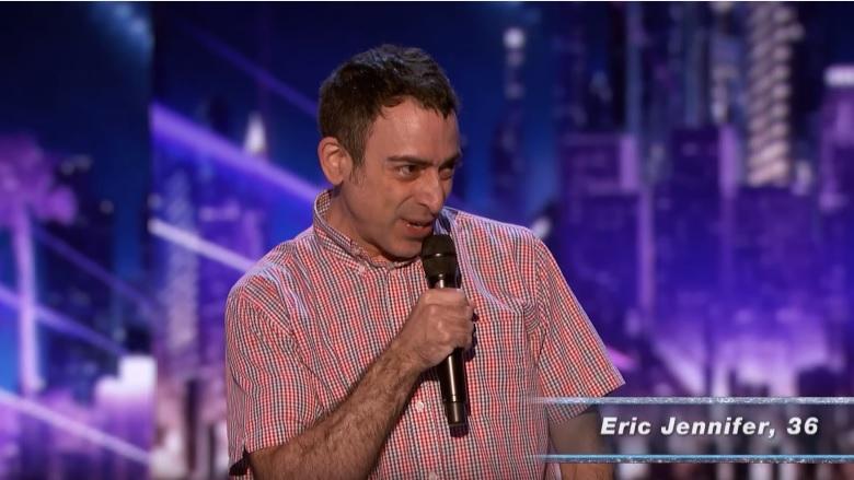 Eric Jennifer on Judges Cut round of America's Got Talent 2017