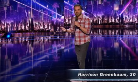 Harrison Greenbaum on Judges Cut round of America's Got Talent 2017