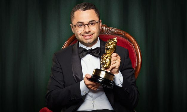 "Joe Mande talks the nature of Shark Tank, comedy awards, satire and pranks on the cusp of his ""Award-Winning"" Netflix special"