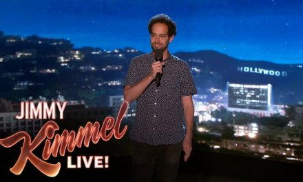 Charles Gould on Jimmy Kimmel Live