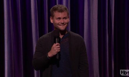 Drew Lynch on Conan