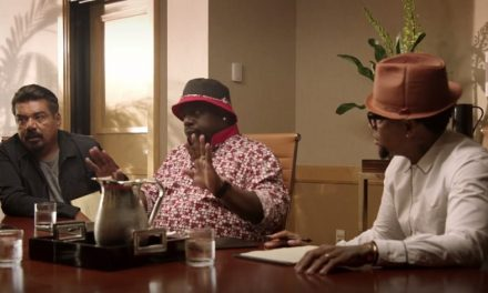 Watch a preview scene from The Comedy Get Down on BET with George Lopez, Cedric The Entertainer and D.L. Hughley