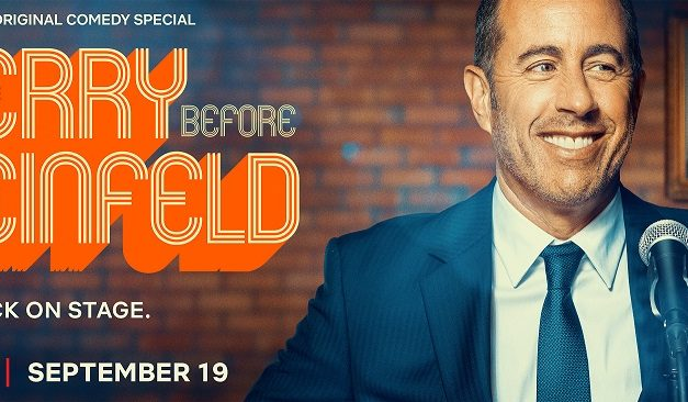 "First look at Jerry Seinfeld's first Netflix special: ""Jerry Before Seinfeld"""