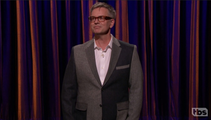 Jeff Caldwell on Conan