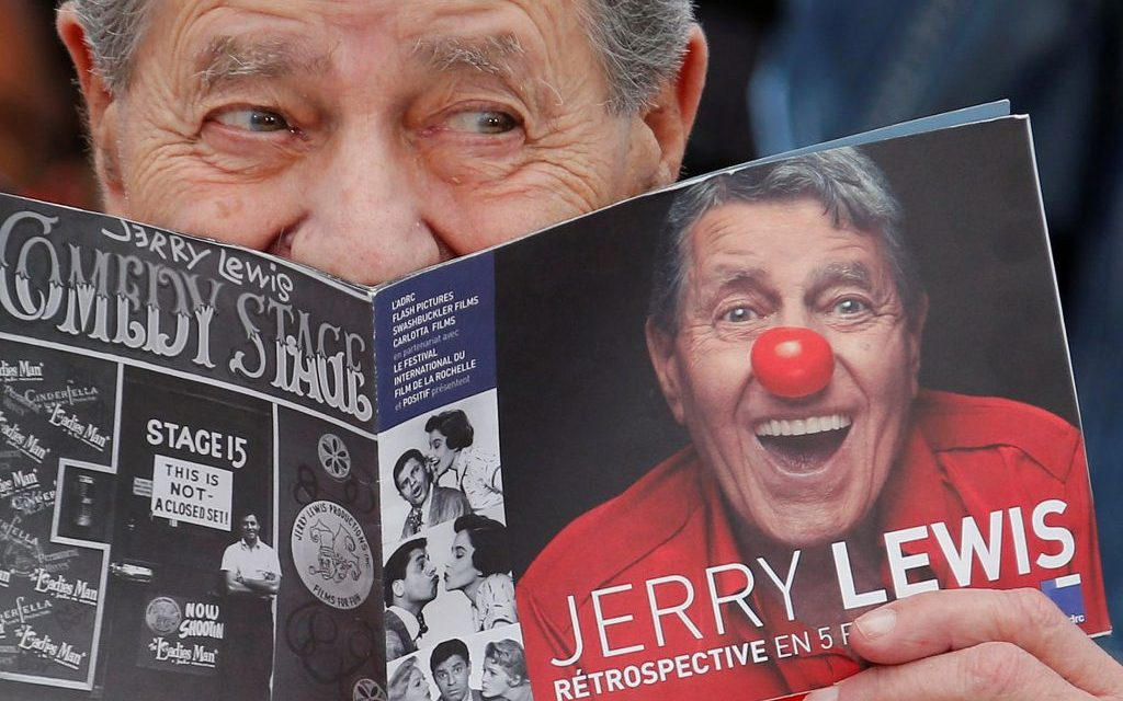 R.I.P. Jerry Lewis (1926-2017)
