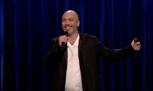 Jo Koy on The Tonight Show Starring Jimmy Fallon