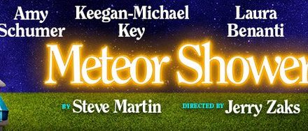 """Meteor Shower,"" Steve Martin's newest play, will mark Broadway debuts for Amy Schumer and Keegan-Michael Key in 2017"