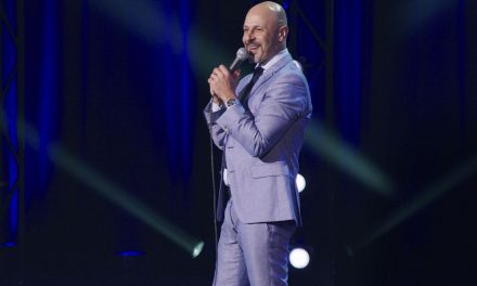 "Review: Maz Jobrani, ""Immigrant"" on Netflix"