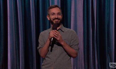 Myq Kaplan on Conan