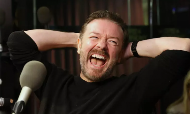 Ricky Gervais is Deadly Sirius on SiriusXM