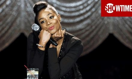"""Review: Tiffany Haddish, """"She Ready! From the Hood to Hollywood!"""" on Showtime"""