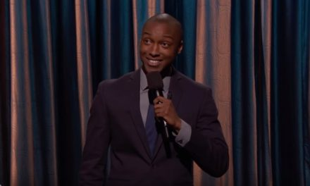 Josh Johnson on Conan