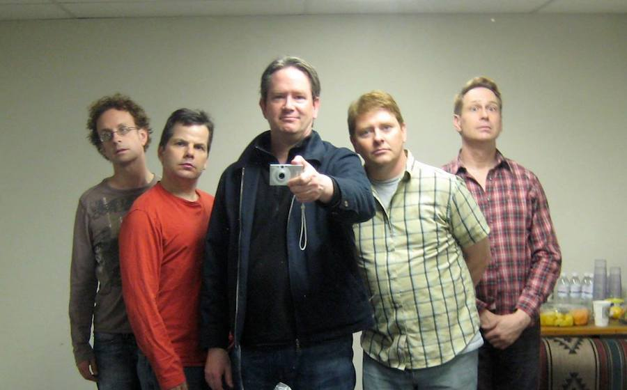 The Kids in the Hall looking to mount a limited TV series revival