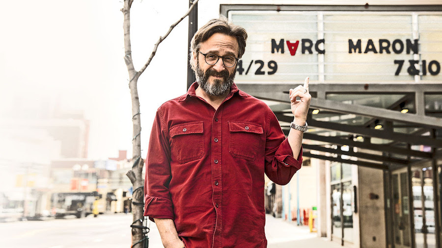 """Review: Marc Maron, """"Too Real"""" on Netflix"""