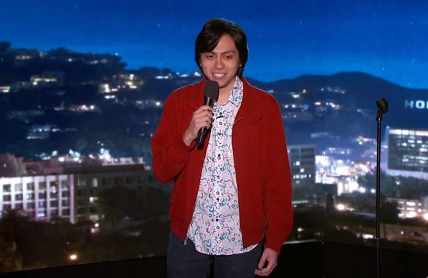 Martin Urbano on Jimmy Kimmel Live