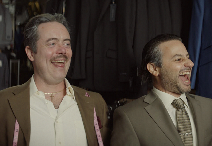 """""""Men,"""" a short film on Super Deluxe by Jon Daly and Gil Ozeri"""